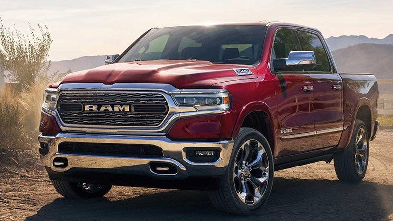 New Dodge Truck >> 2019 Ram 1500